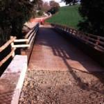 Formello- ponte VF sul Cremera