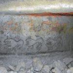 VF etrusca: tomba leoni ruggenti