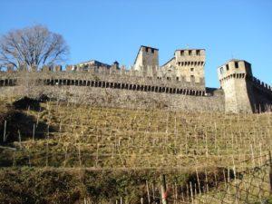 Bellinzona - Castello di Montebello