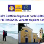 Sarzana - Pietrasanta depliant